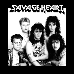 Savage Heart - Fire in Your Eyes