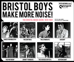 Bristol Boys Make More Noise Book